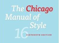 chicago manual style image