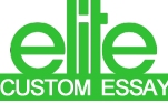 Elite Custom Essays Logo