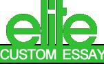 Elite Custom Essays Logo
